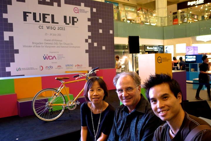 Fuel Up Creative Industries Expo @ Marina Square 23-24th July 2011